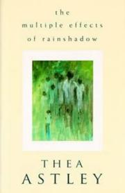The multiple effects of rainshadow PDF