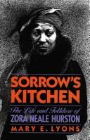 Sorrow&#39;s kitchen by Mary E. Lyons
