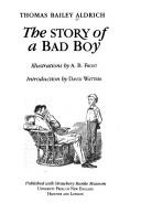 The story of a bad boy PDF