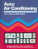 Auto air conditioning technology PDF