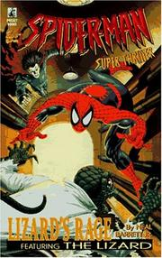 Cover of: LIZARDS RAGE SPIDER MAN SUPER THRILLER 4 by Neal Barrett