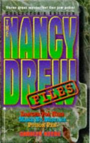 The Nancy Drew files : collector' edition : Danger for hire : Make no mistake : Poison pen