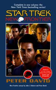 Star Trek : new frontier : books 1-4