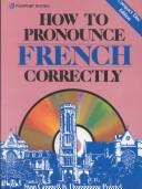 How to pronounce French correctly PDF
