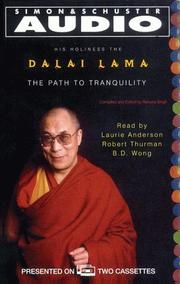 Cover of: The Path to Tranquility by