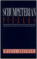 Schumpeterian puzzles PDF