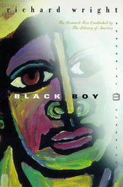 Cover of: Black boy by Wright, Richard