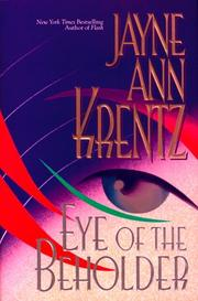 Eye of the beholder by Jayne Ann Krentz