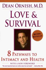 Love and Survival by Dean Ornish