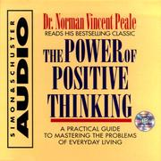 The Power Of Positive Thinking The PDF