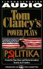 Tom Clancy's power plays by Tom Clancy