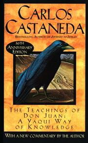 The Teachings of Don Juan by Carlos Castaneda