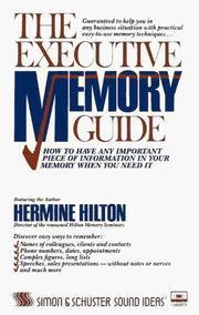 The Executive Memory Guide PDF