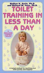 Toilet Training in Less Than a Day PDF