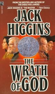 Cover of: Wrath of God by Jack Higgins