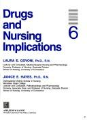 Drugs and nursing implications by Laura E. Govoni