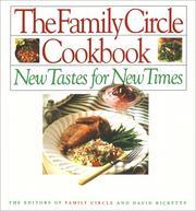 The Family circle cookbook PDF