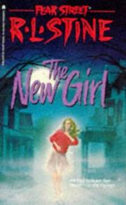 The New Girl (Fear Street) by R. L. Stine