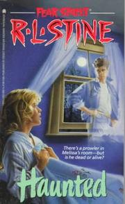 Cover of: HAUNTED (FEAR STREET 8): HAUNTED (Fear Street) by Ann M. Martin