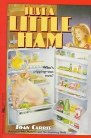 Just a Little Ham PDF
