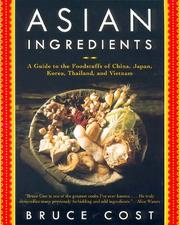 Asian Ingredients by Bruce Cost