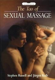 The Tao of sexual massage PDF