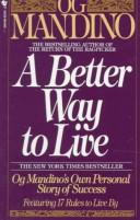 A better way to live PDF