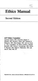 Ethics manual PDF
