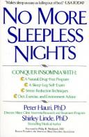 No more sleepless nights by Peter Hauri
