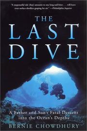 Cover of: The Last Dive by Bernie Chowdhury