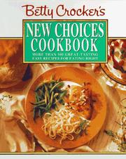 New choices cookbook PDF