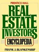 The Prentice Hall real estate investor's encyclopedia PDF
