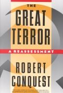 The great terror by Robert Conquest, Robert Conquest