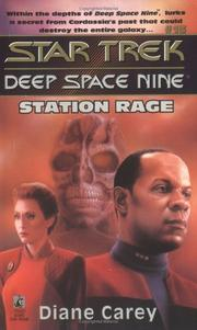 Cover of: Station Rage by Diane Carey