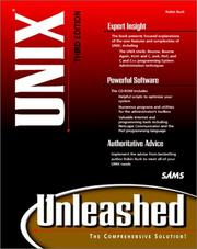 UNIX unleashed by James C. Armstrong, Jr., Chris Negus, Kamran Husain, Salim Douba, John Valley, Sams Publishing (Firm)