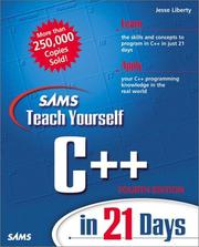 Sams Teach Yourself C++ in 21 Days (4th Edition)