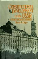 Constitutional development in the USSR PDF