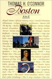 Boston A to Z