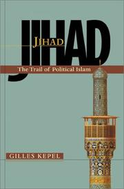 Jihad by Gilles Kepel