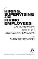 Hiring, supervising, and firing employees PDF