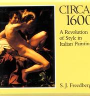Circa 1600 by S. J. Freedberg