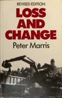 Loss and change by Peter Marris