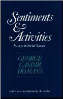 Sentiments & activities PDF