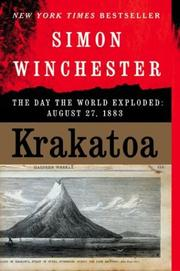 Cover of: Krakatoa: The Day the World Exploded by Simon Winchester