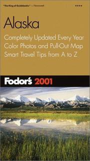 Fodors Alaska 2001