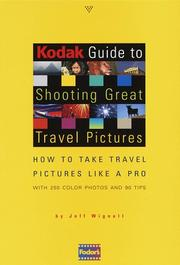Kodak Guide to Shooting Great Travel Pictures PDF