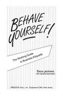 Behave yourself! PDF