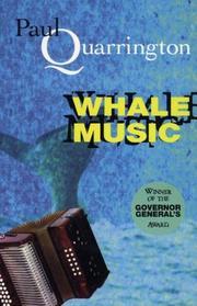 Whale music PDF