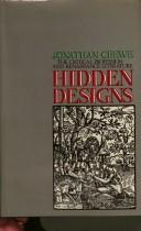 Hidden designs by Jonathan V. Crewe