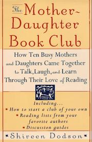 The mother-daughter book club PDF